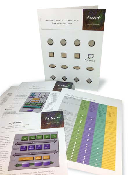 software for designing brochures - ardent software brochure and inserts laurie shields design