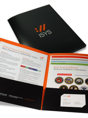 ISYS Folder and Inserts